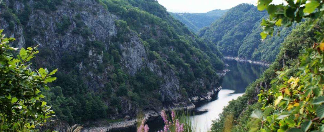 gorges de la Dordogne camping chantegril