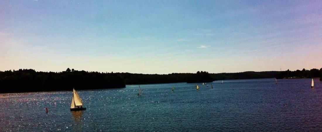 lac de neuvic camping chantegril